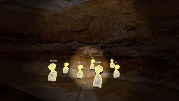 הישג טכנולוגי לאחת המערות המעוטרות ביותר בתקופה הפליאוליתית המאוחרת, AVmaster