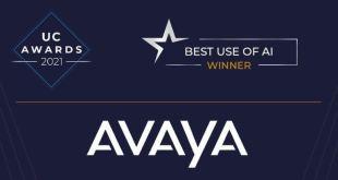 זהב כפול לאוויה – זכתה בשני פרסי UC Today לשנת 2021, AVmaster