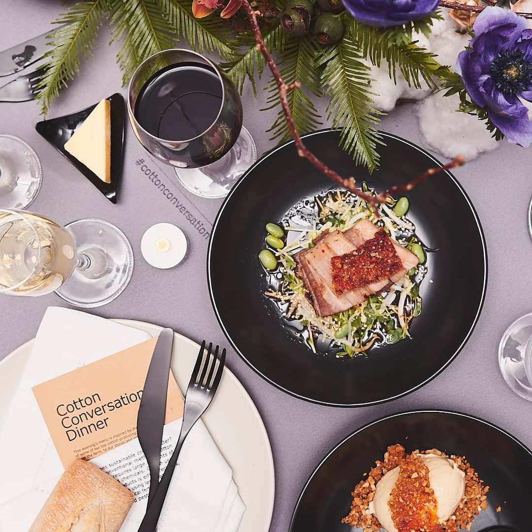 Ikea Better Cotton Launch Catering Sydney