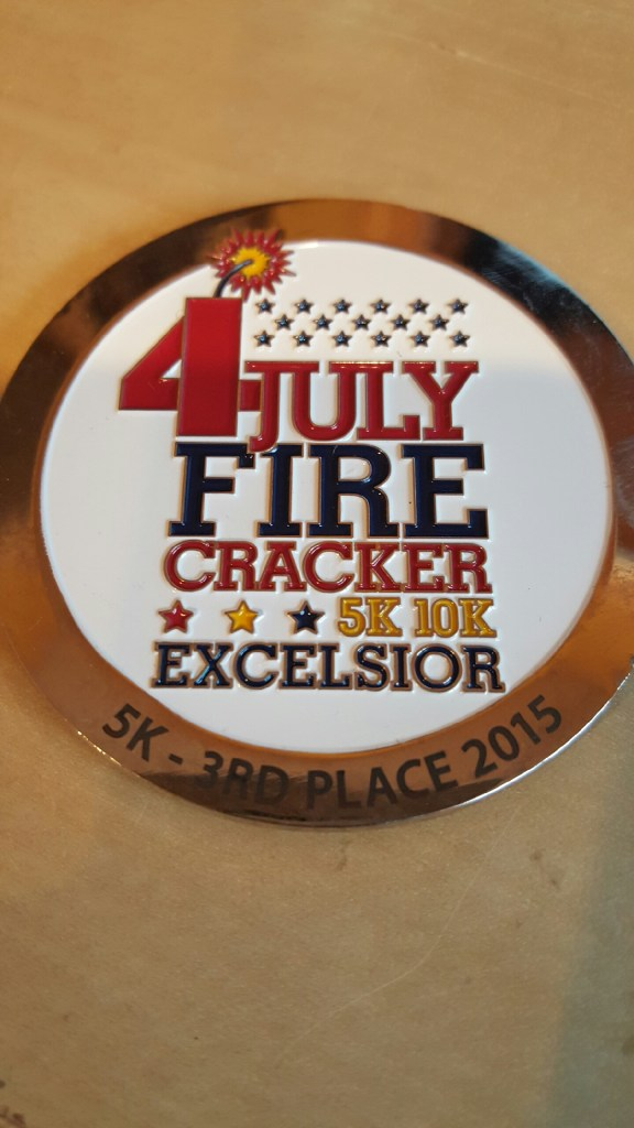 4th of July Medal