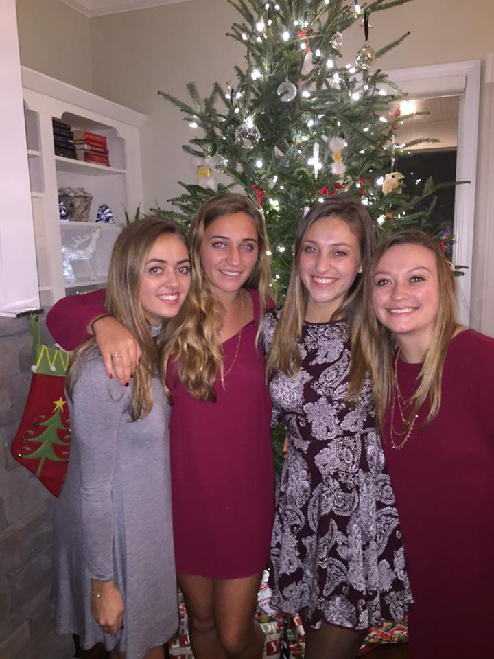 Chirstmas Pic Nieces 2015