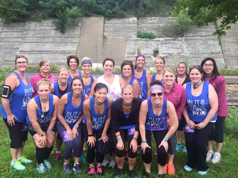 Women Rock 5K Start