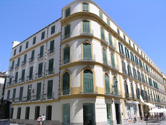 Afbeeldingsresultaat voor casa natal picasso malaga