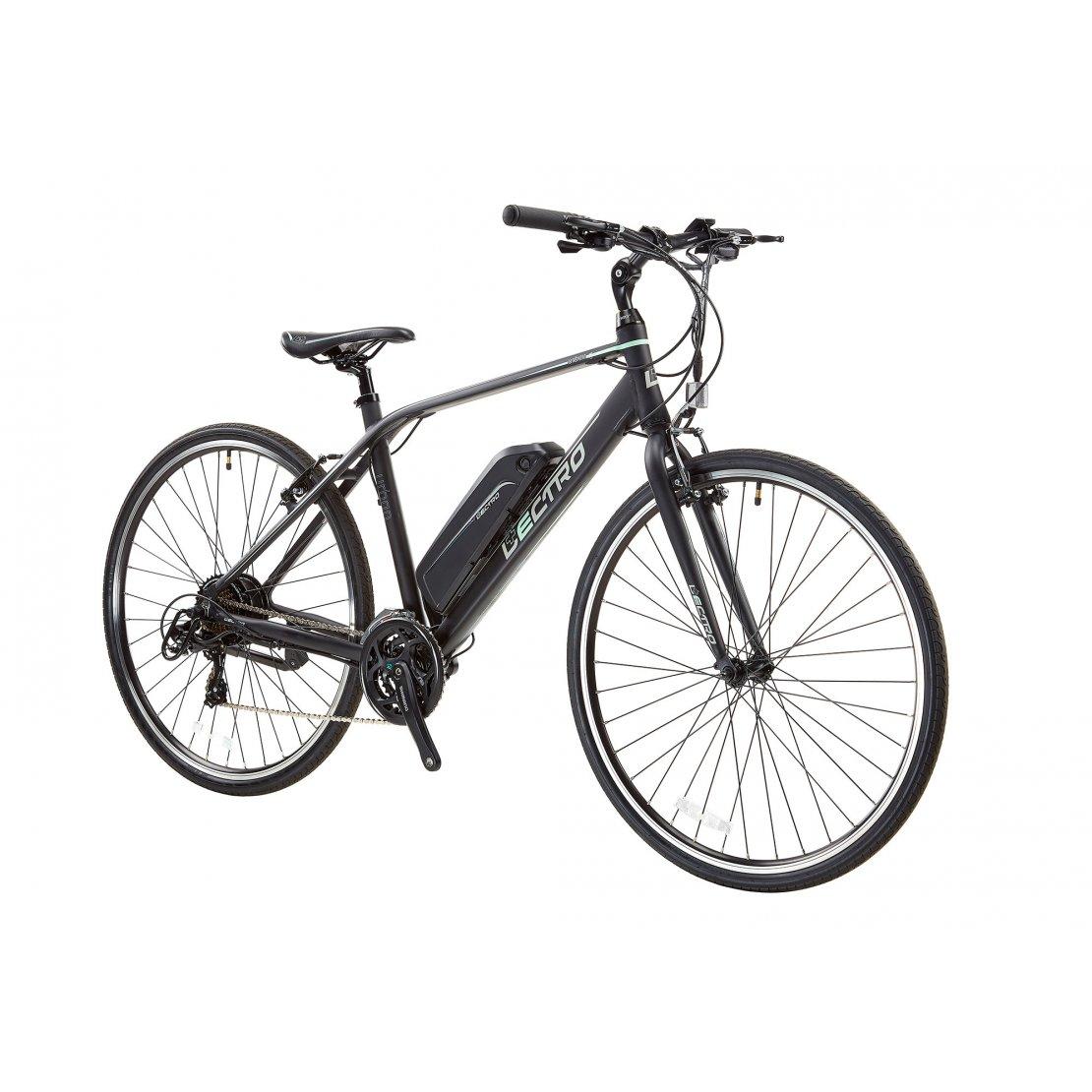 19 Urban Race 21 Speed 36v E Bike 700c Wheel Gents