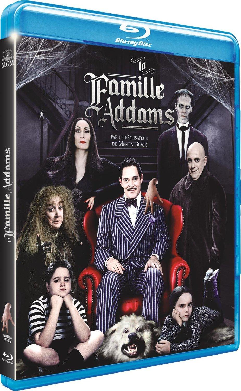 La Famille Addams  la critique du film  le test bluray