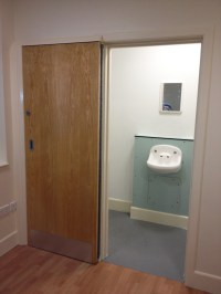 Seclusion Room Doors, Cell Doors, Multipoint Locking ...