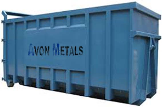 Avon Metals skip hire
