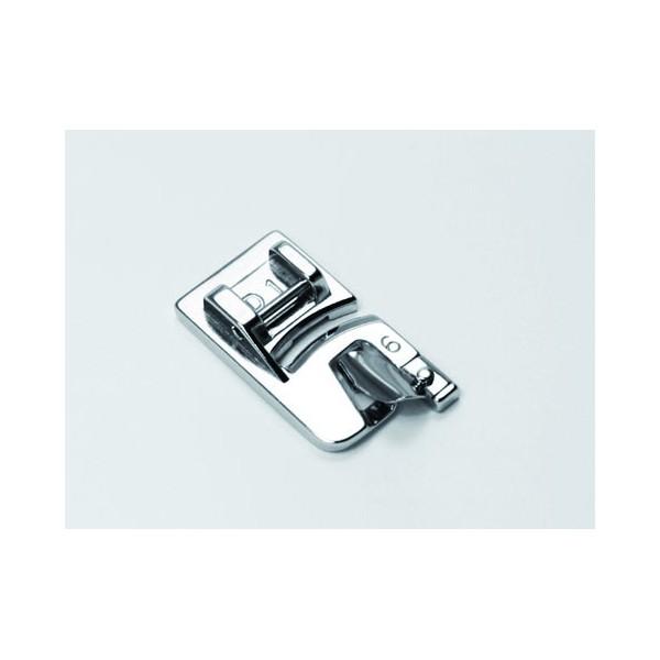 set pieds ourlet roulotte d1 6mm d2 4mm