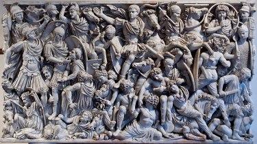 De Ludovisi sarcofaag