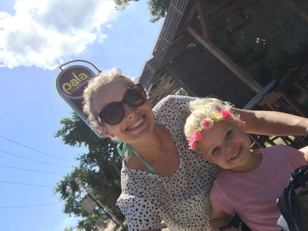 Gili Trawangan met kids