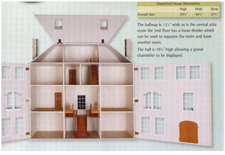 Barabaras Moulding Huizenwinkeltjes  Avontuur In Miniatuur