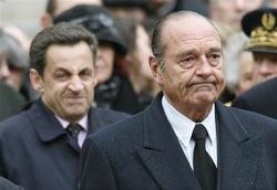 Chirac ou Sarkozy