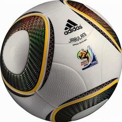 coupe du monde 2010 - Afrique du Sud - ballon officiel FIFA