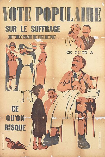 droit de vote pour les femmes