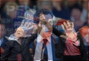 Nicolas Sarkozy Le Pen