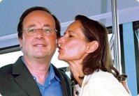 Ségolène épouse François