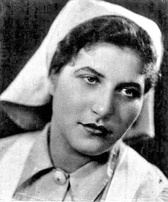 After Liberation; Training as a nurse in Heidelberg, 1945