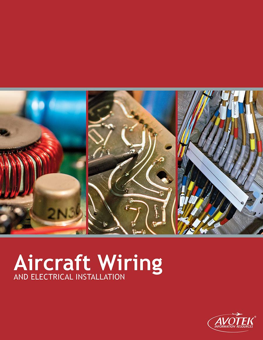 medium resolution of aircraft wiring electrical installation textbook