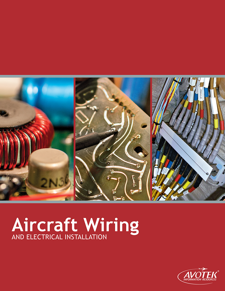 hight resolution of aircraft wiring electrical installation textbook