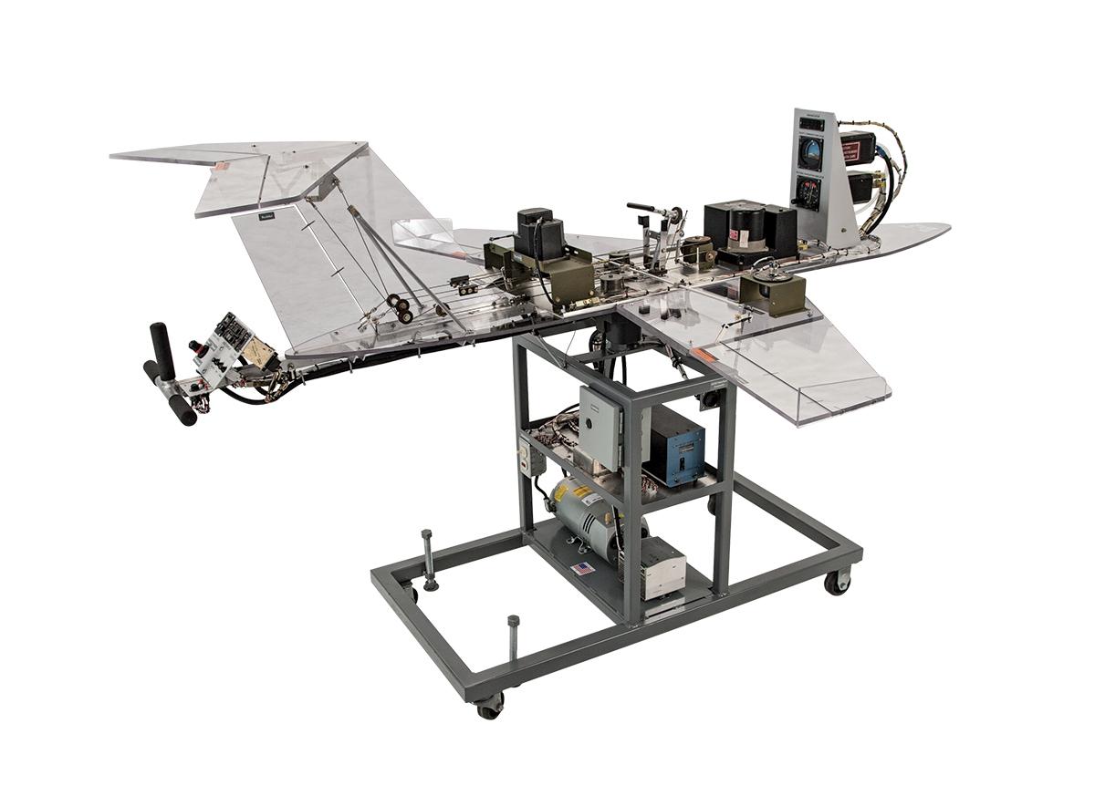 hight resolution of advanced autopilot system trainer av23