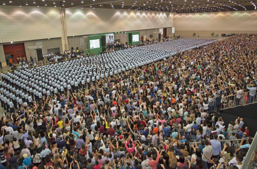 Governo do Ceará forma mais 1.350 policiais militares e amplia segurança no Estado