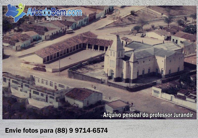 História da Paróquia de Itapiúna