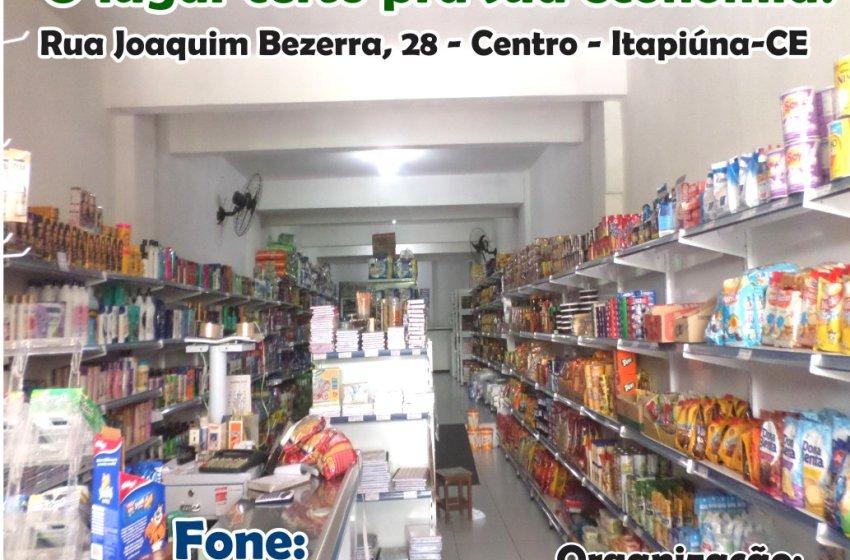 Mercantil Bom Preço – o lugar certo pra sua economia em Itapiúna