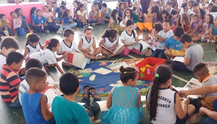 Itapiúna: Escola Recanto da Criança realiza terça cultural em alusão ao dia consciência negra