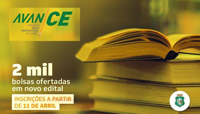 Lançado novo edital do Programa AvanCE com 2 mil bolsas