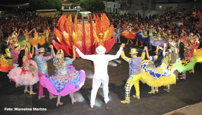 Cheiro da Terra de Baturité vence o XX Festival de Quadrilhas Juninas de Itapiúna
