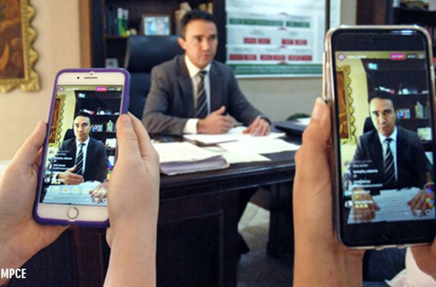 Procurador-geral de Justiça do Ceará dar detalhes sobre o concurso para servidores do MPCE