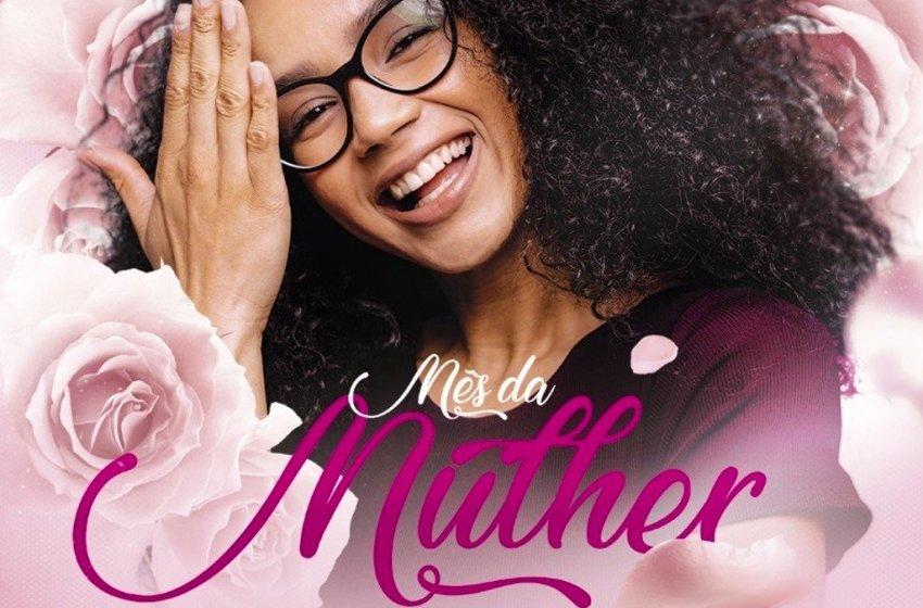 Convite: Ação dia da Mulher em Itapiúna