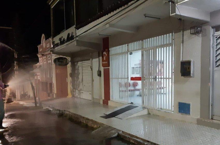 Prefeitura de Itapiúna divulga calendário de desinfecção das ruas