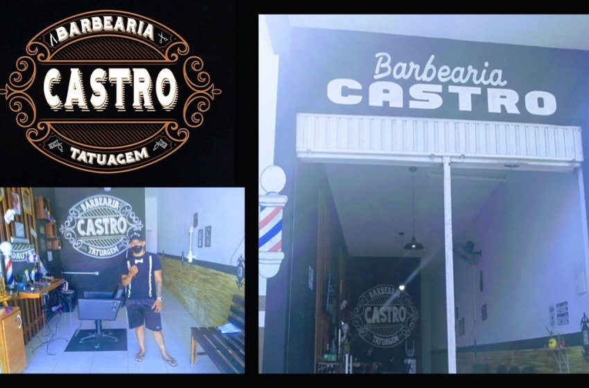 Barbearia Castro em Itapiúna