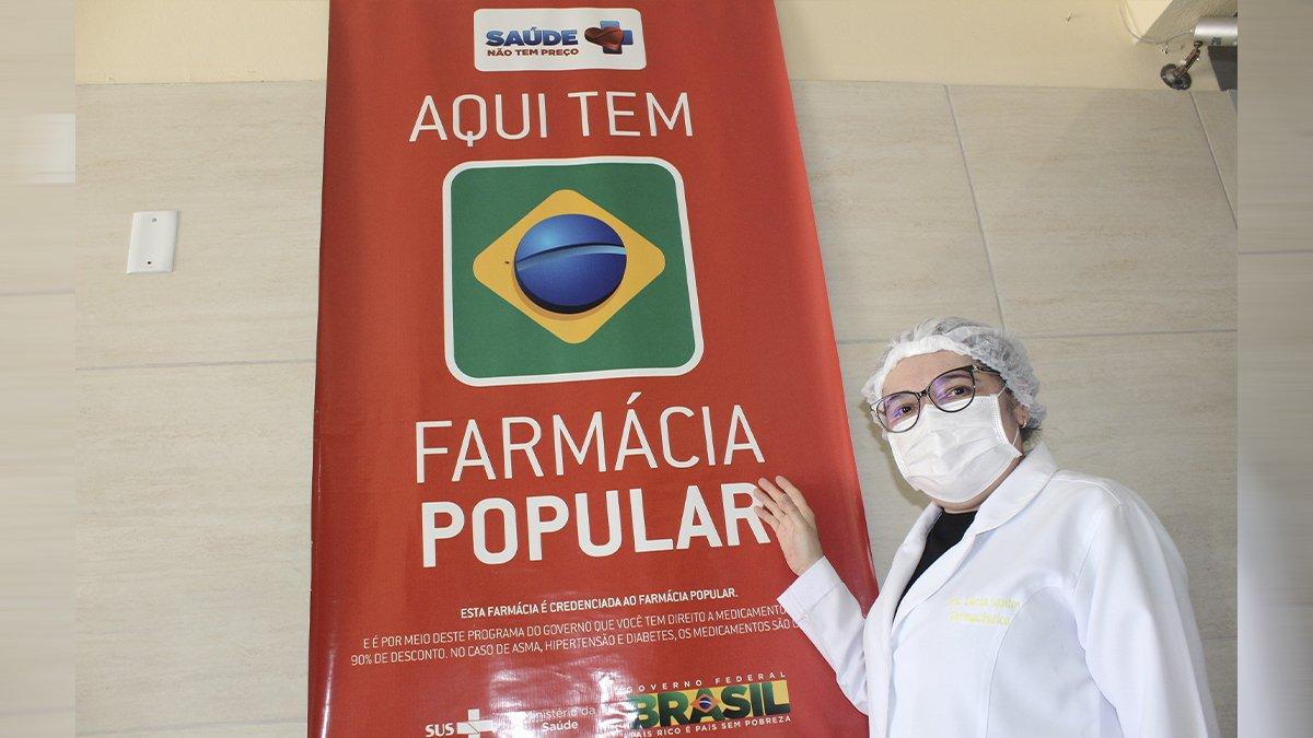 Farmácia Drogagildo está credenciada na rede AQUI TEM FARMÁCIA POPULAR