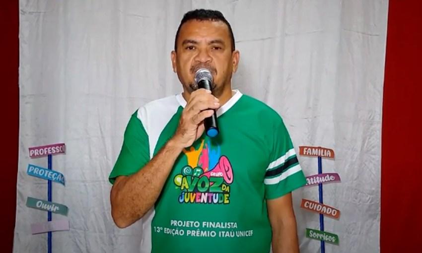"""Gestor da OSC CEACRI, Erivaldo Paiva, fala do calendário de entrega da 7° etapa da Campanha: Nem vírus, nem fome: Compaixão"""""""