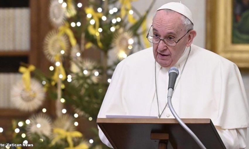 O apelo do Papa à responsabilidade de cada um na pandemia: evitar tentação do hedonismo