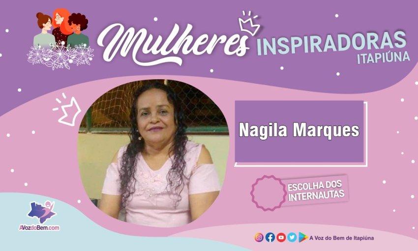 """Nagila Marques é destaque no quadro """"Mulheres Inspiradoras de Itapiúna"""""""