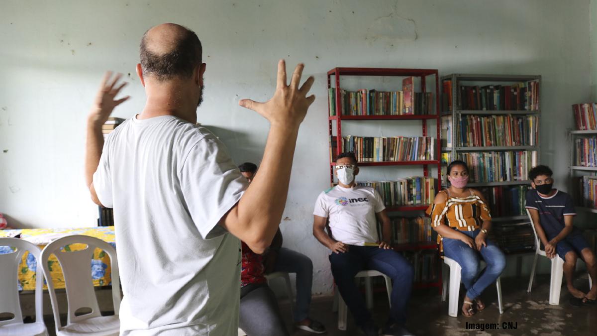 Inec realiza mapeamento com artistas e agentes culturais do Ceará para planejar novas ações do Projeto Cultura em Comunidade