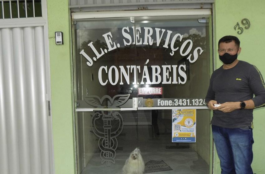 J.L.E Serviços Contábeis em Itapiúna