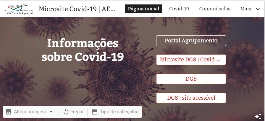 microsite - covid-19 | aevpa