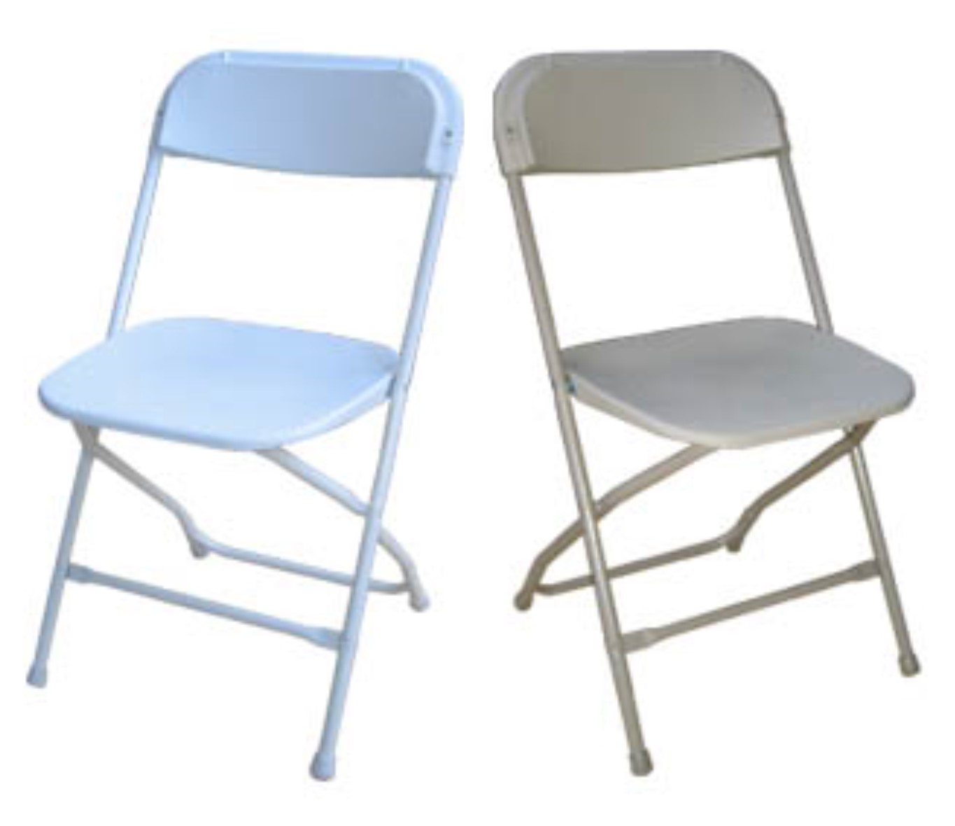 Chairs  Plastic Folding Chairs  AV Party Rental
