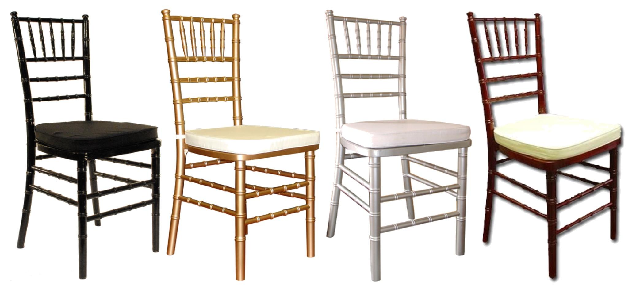 Chairs  Chiavari Chairs  AV Party Rental