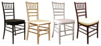 Chairs - Chiavari Chairs - AV Party Rental