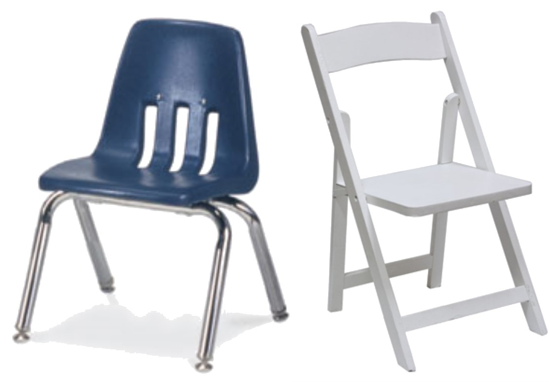 Chairs  Childrens Chairs  AV Party Rental