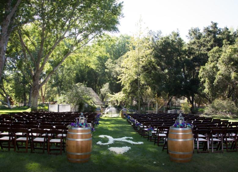 Wine Barrel Decor