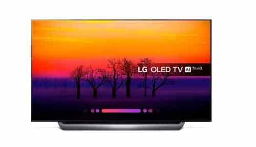 Mejores televisores 4k 55 pulgada-LG-C8