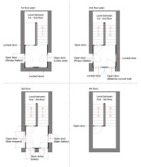 Related Keywords & Suggestions for staircase layout