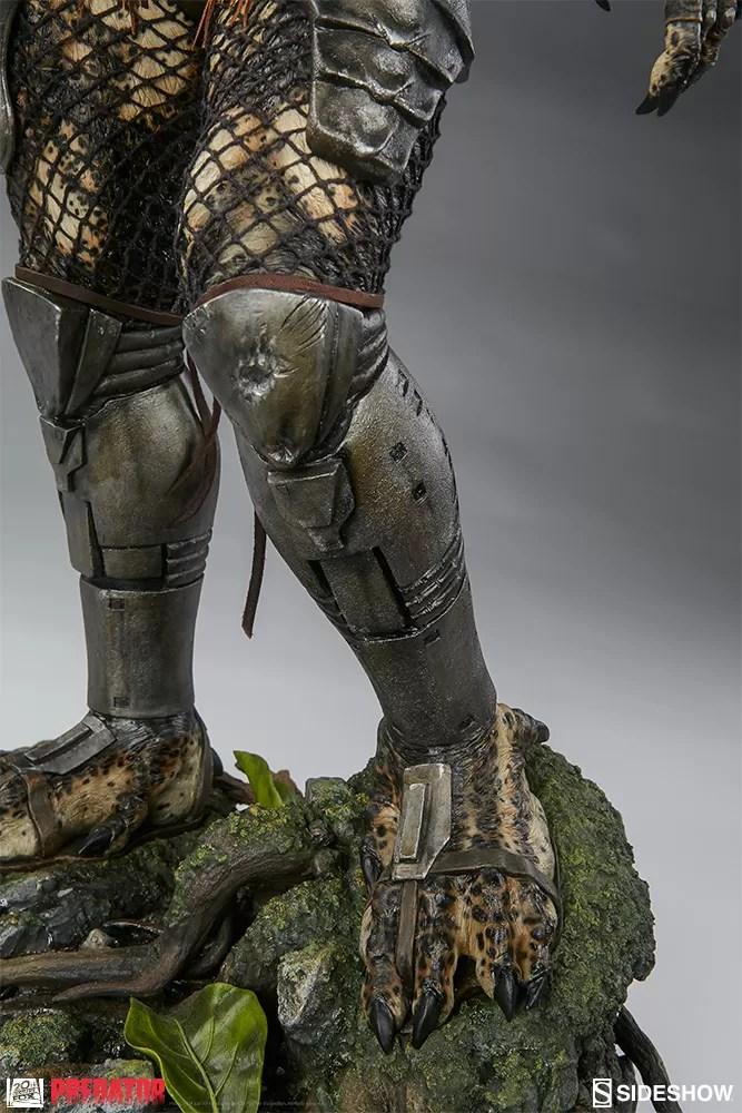 Predator Jungle Hunter Maquette Sideshow Collectibles