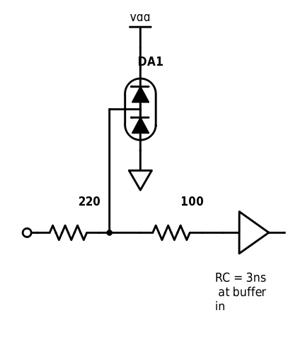 Adding Protective Resistance to UART lines going